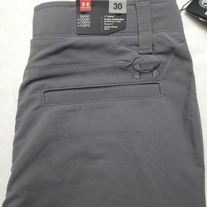 Under Armour Men's Athletic Golf Shorts
